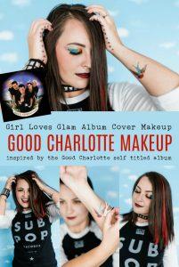 Good Charlotte Makeup