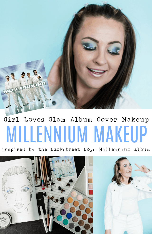 Backstreet Boys Millennium Album Cover Makeup