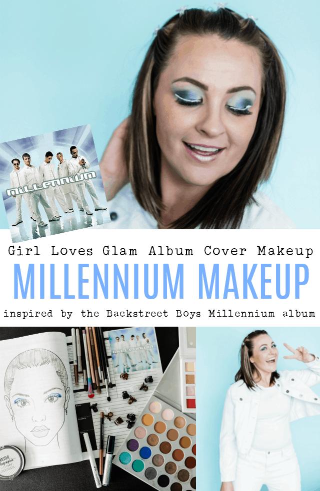 Backstreet Boys Millennium Album Cover Makeup