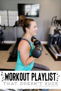 Workout Playlist that Doesn't Suck