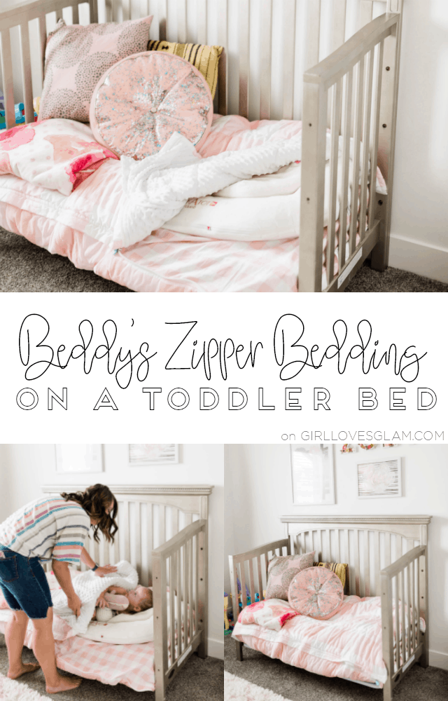 Beddy's Toddler Bedding
