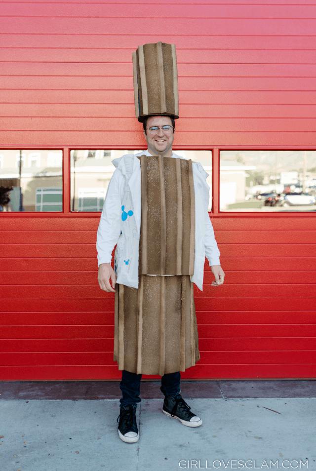 Disney Treats Churro Costume