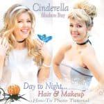 Cinderella Hair and Makeup