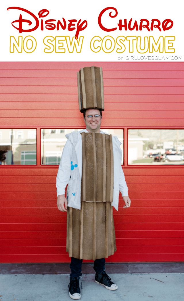 Disney Churro Costume