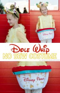 Dole Whip Costume