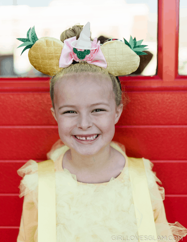 Dole Whip Headband