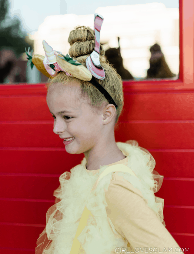 Dole Whip Hairstyle