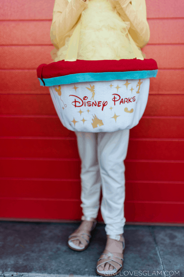 Dole Whip Costume Bowl