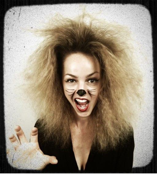 Lioness Frizz Hair