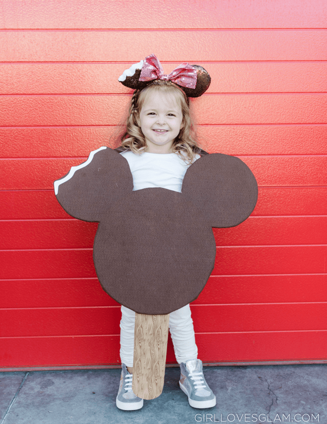 Mickey Popsicle Costume