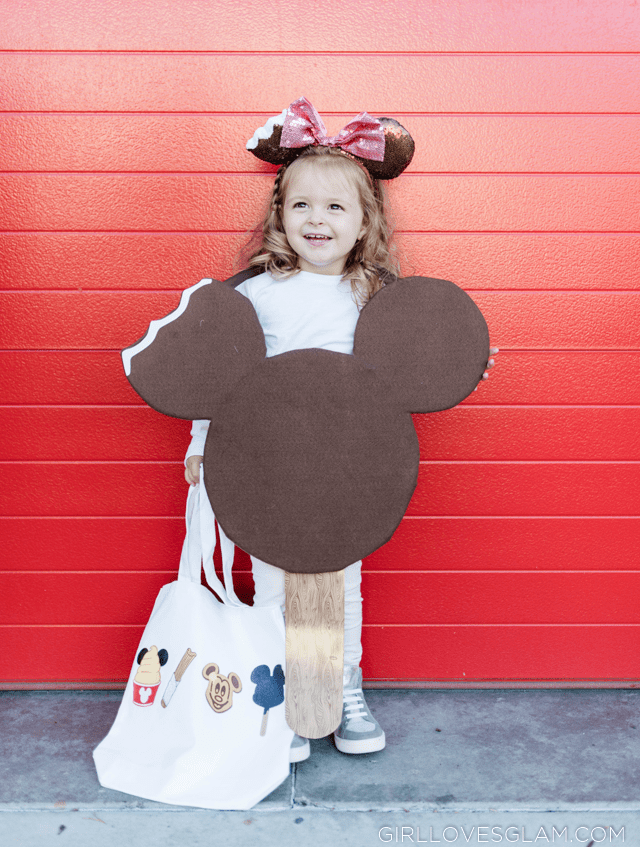 Mickey Treats Halloween Costume
