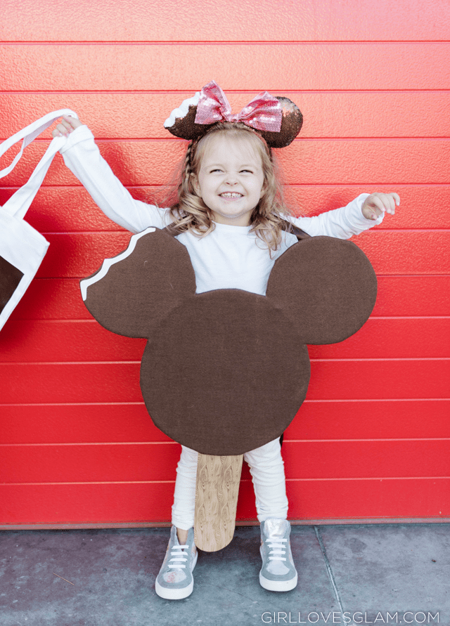 Mickey Mouse Ice Cream Bar Costume