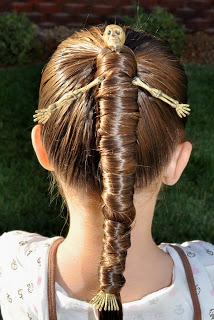 Mummy Hairstyle