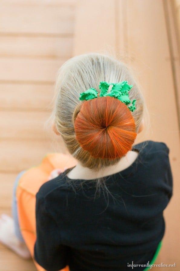 Pumpkin Bun