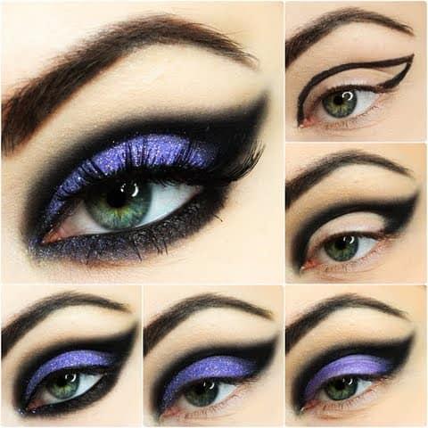 Edgy Eyeshadow