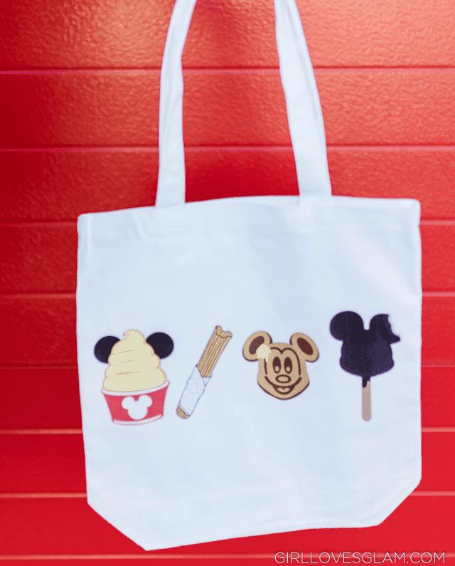 Disneyland Treats Bag
