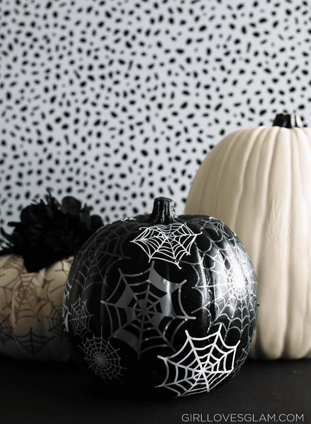 Gorgeous Vinyl Pumpkin