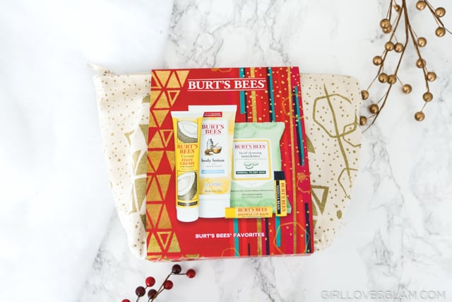 Burt's Bees exclusive gift set