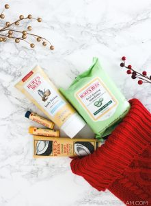Burts Bees Christmas Gift Idea