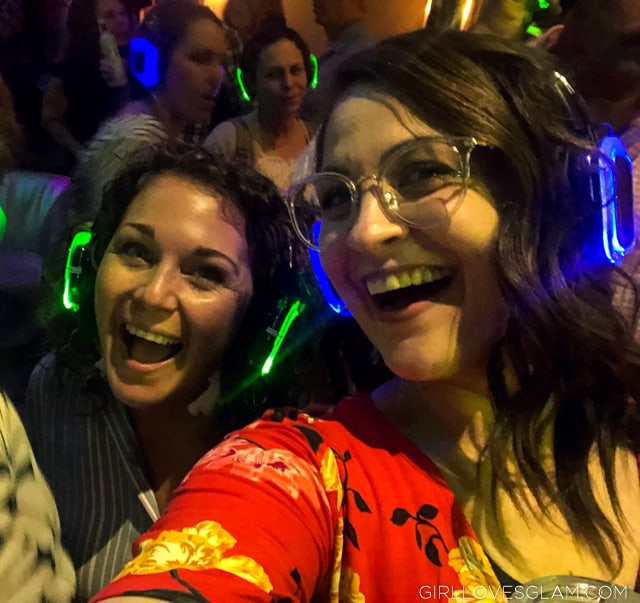 Royal Caribbean Silent Disco