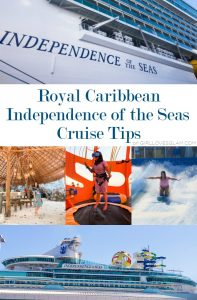 Royal Caribbean Independence of the Seas Cruise Tips