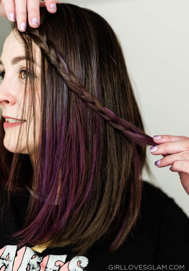 Learn how to braid hair