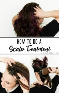 How to Do a Scalp Treatment
