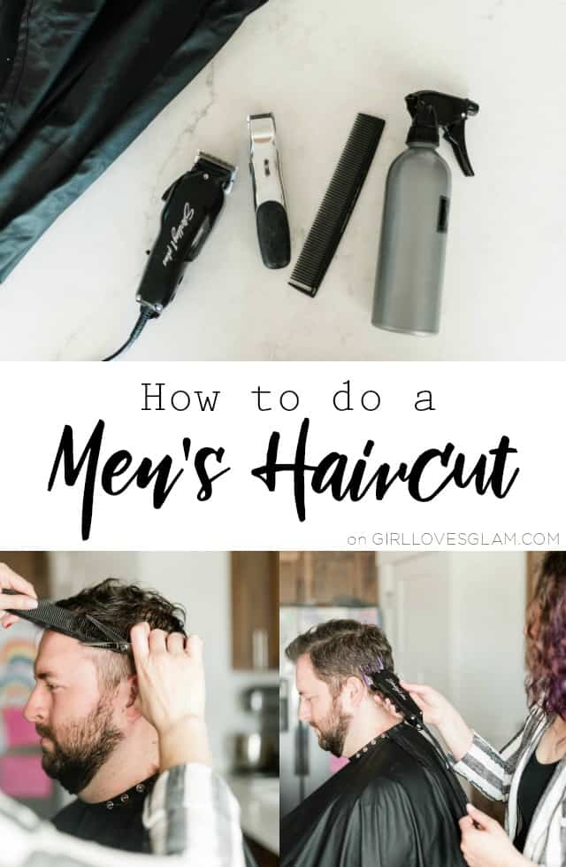 How to Do a Men's Haircut