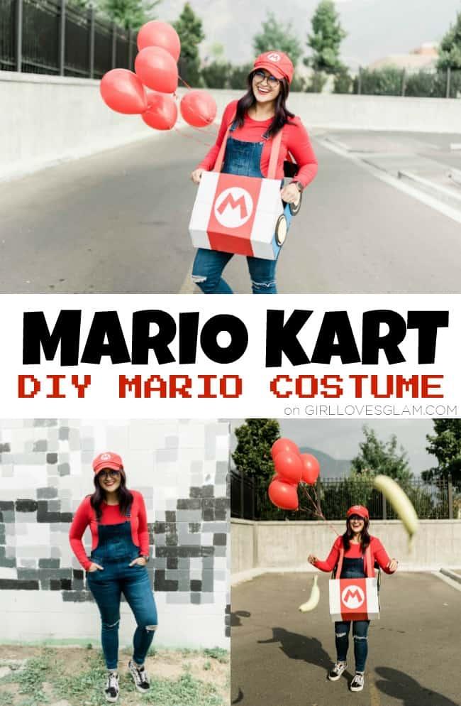 DIY Mario Costume