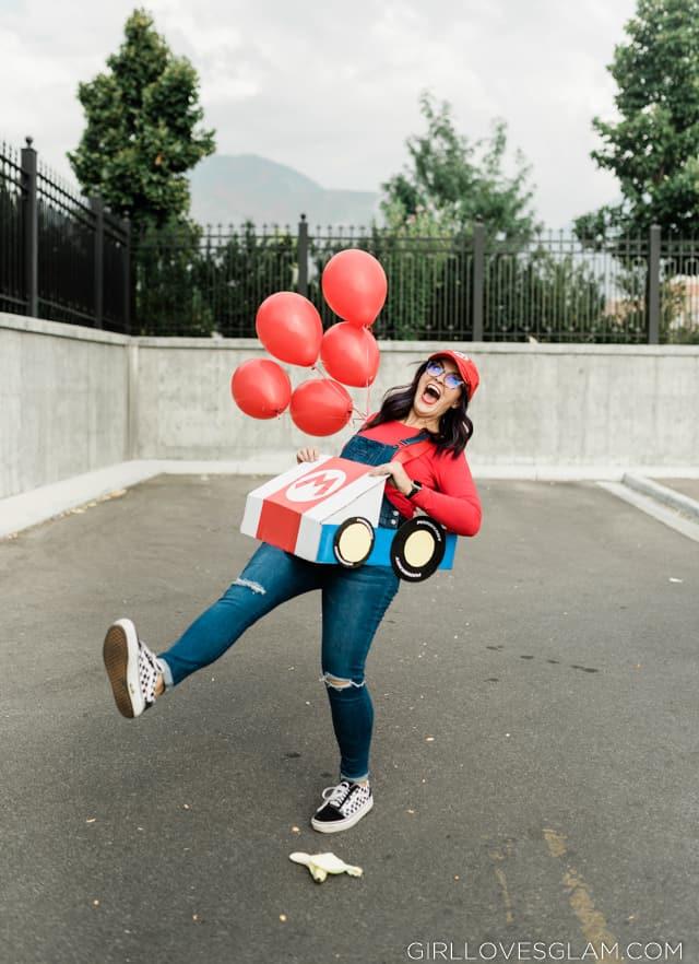 Mario Kart Costume Idea