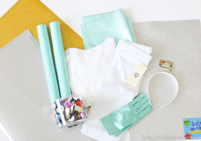 Mario Kart Rosalina Costume Supplies