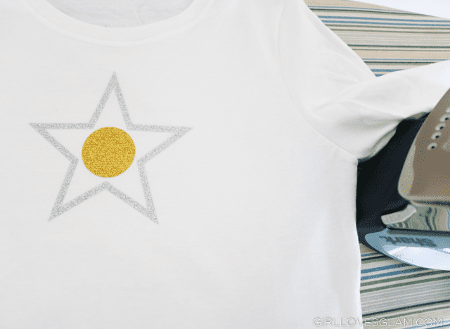 Princess Rosalina Racing shirt tutorial