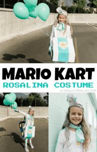 Mario Kart Rosalina Costume