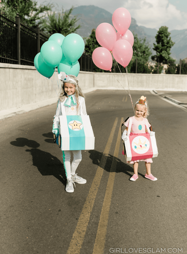 Mario Kart Princess Costumes