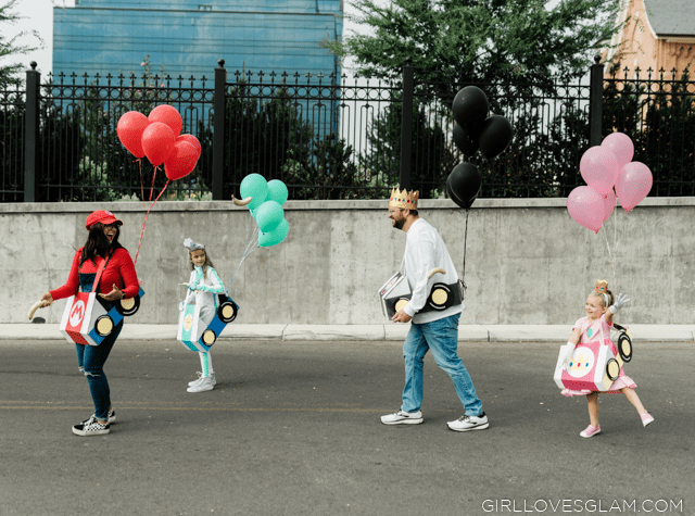 Mario Kart Halloween Idea