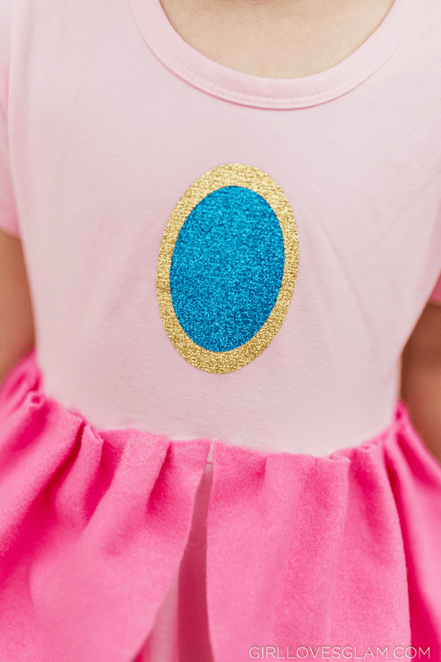 Princess Peach Dress DIY
