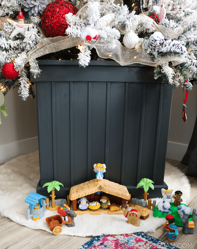 Little People Nativity