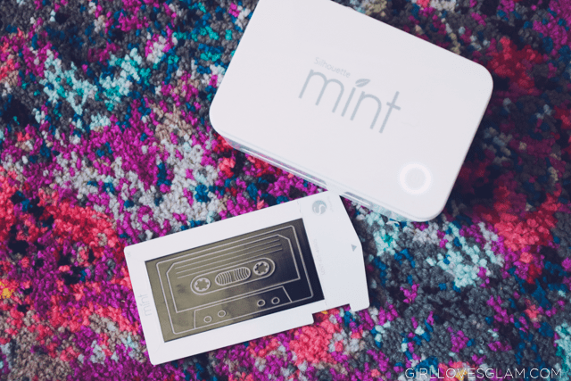 Silhouette Mint Custom Stamp Machine