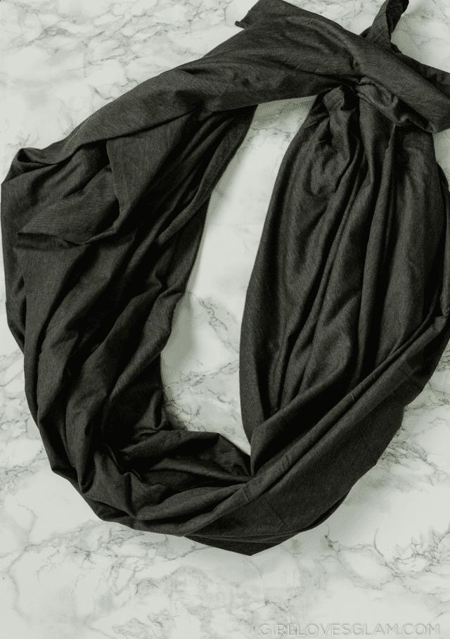Jersey Knit Towel
