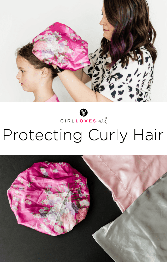 Protecting Curly Hair
