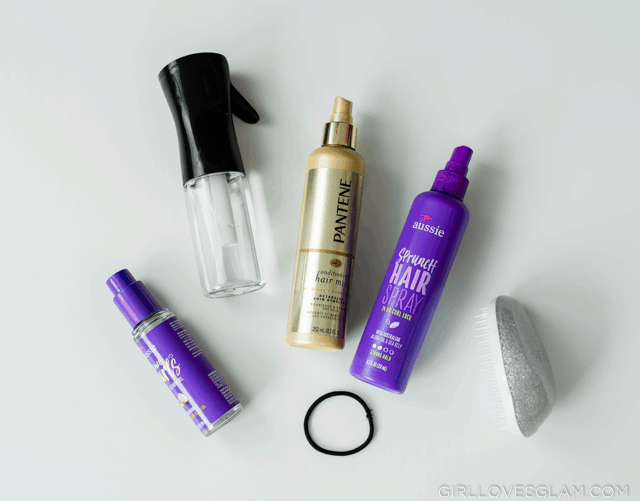 Curly Hair Ponytail Products