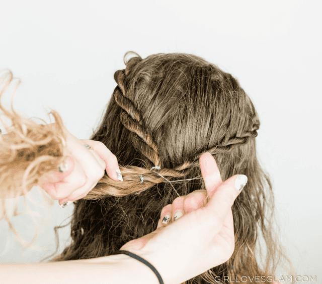 Easy Rope Braid Tutorial
