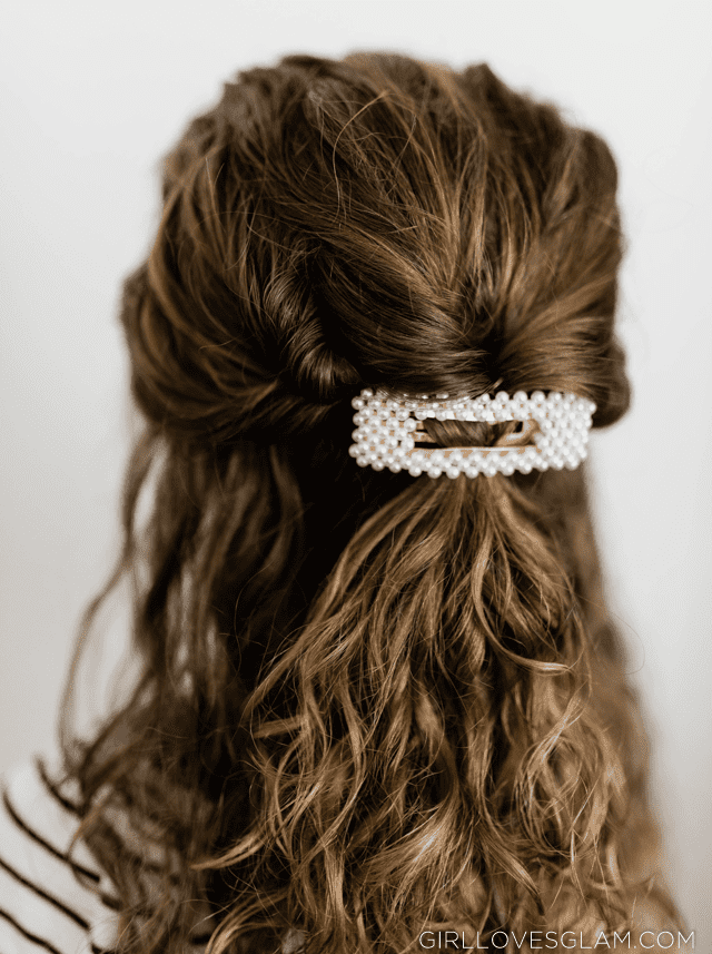 Beautiful Curly Hairstyle